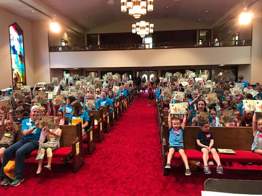 Possibly the Two Greatest Things That Children Could Ever Learn… Taking Place in a United Methodist Church | Glenys Nellist