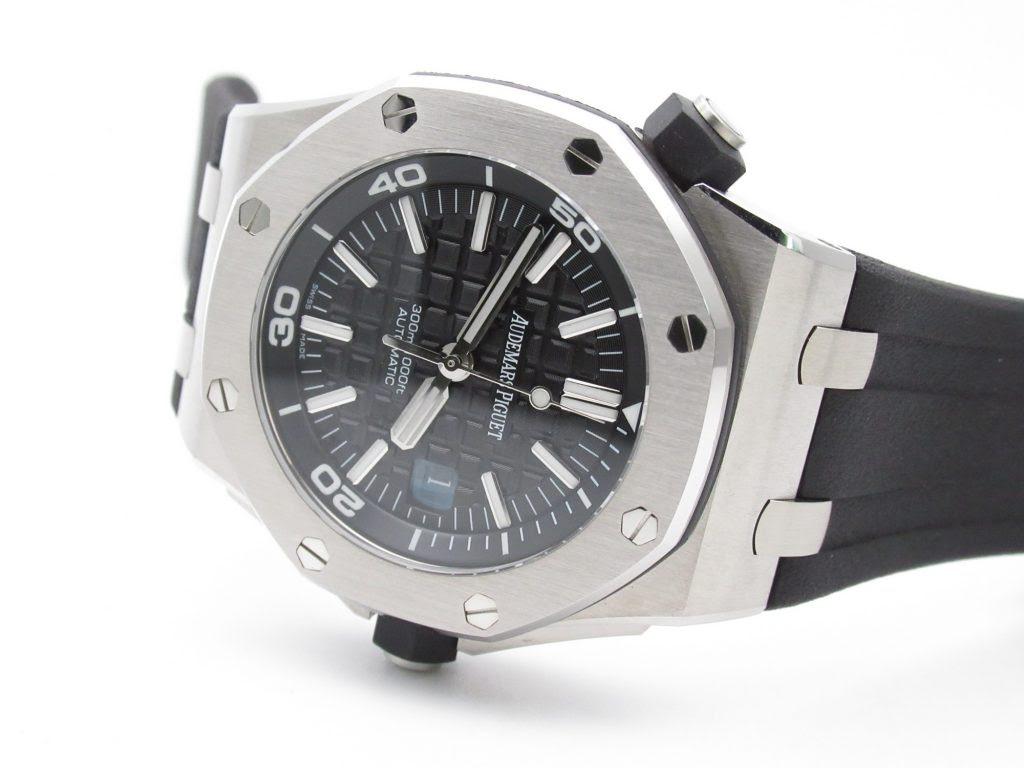 JF Diver 15703 Bezel