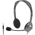 Logitech Stereo H111 On-Ear Headset