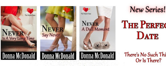 New Series Covers Revealed | Donna McDonald