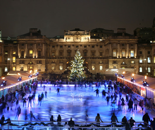 Unmissable Christmas events in London