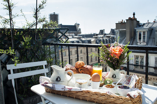 Five of the best small hotels in Paris