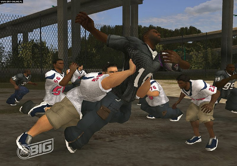 NFL Street 3  screenshots gallery  screenshot 2/11  gamepressure.com