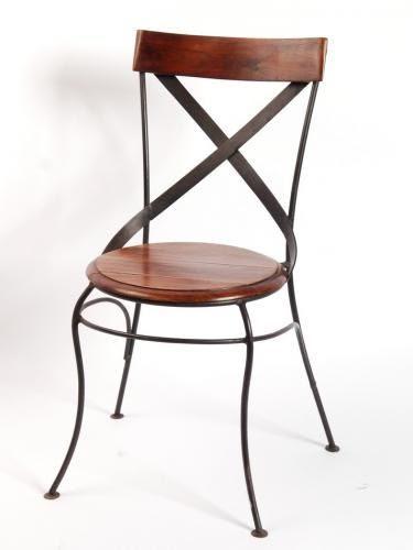 Table Et Chaises De Terrasse Chaise Bistrot Fer