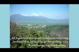 Tempat Wisata Menarik: Menikmati Pemandangan Rawa Pening dari Bukit Rong
