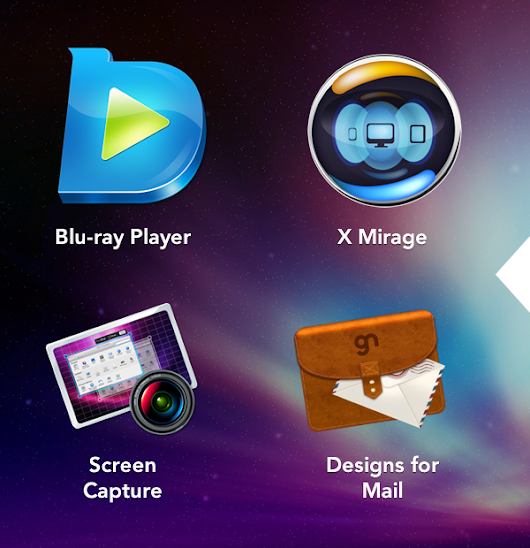 Grab 4 top Mac apps, completely free!