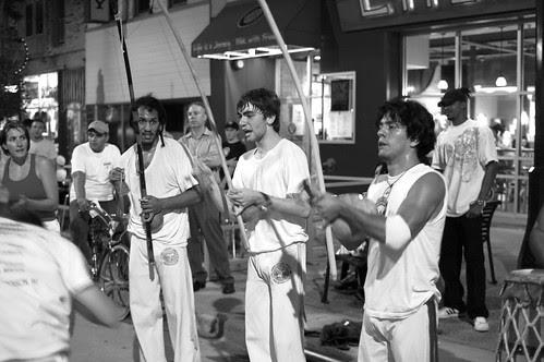 Capoeira Musicians