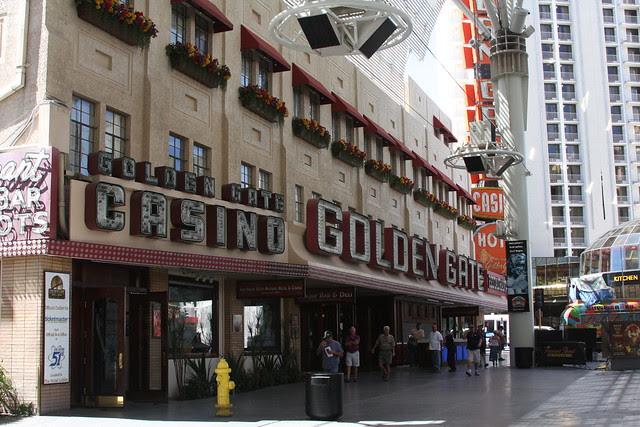 Golden Gate Casino, Fremont St.