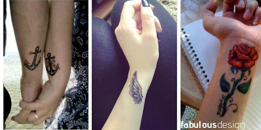 Wrist Tattoos: 99 Most Attractive Ideas For Tattoo Lovers