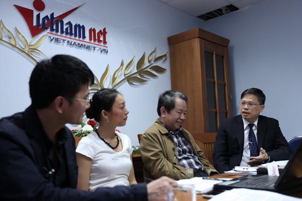 Tọa đàm Trực tuyến, kỳ vọng, 2013, 2014, nhục hình, án oan, Nguyễn Thanh Chấn, thủy điện , quyền con người