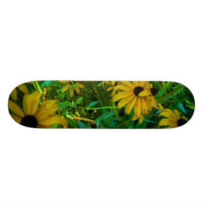 Black-Eyed Susans Skate Boards