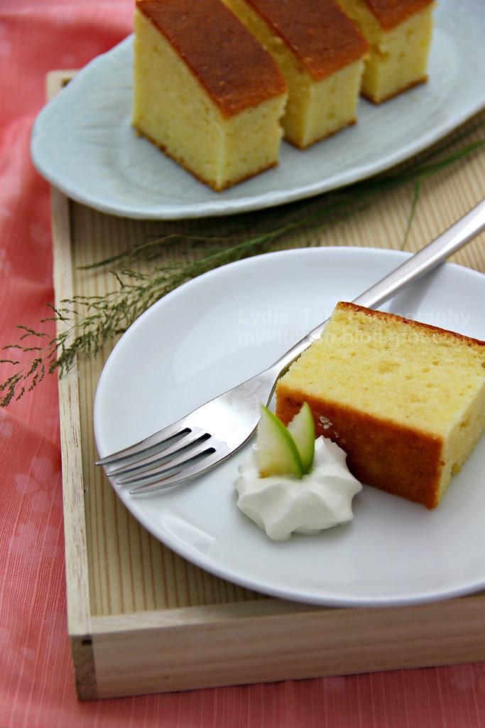Durian Pound Cake