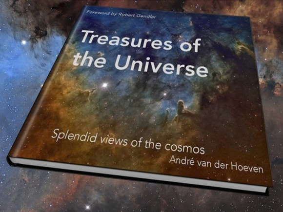 Treasures of the Universe by André van der Hoeven