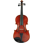 D'Luca Orchestral Series Handmade Viola Outfit 15.5 Inches