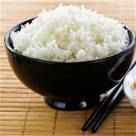 white rice good    health guide