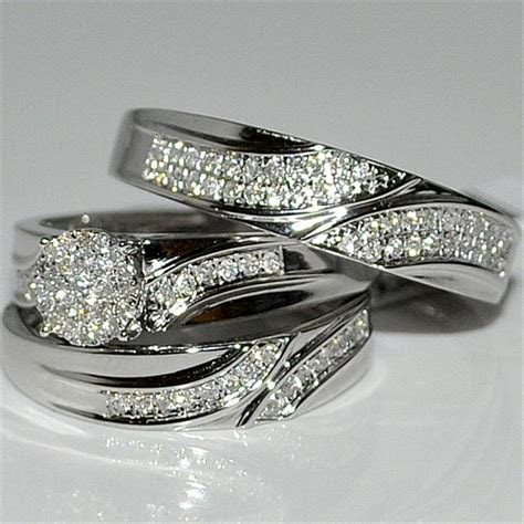 Get the Best Wedding Sets Rings   Unique Engagement Ring