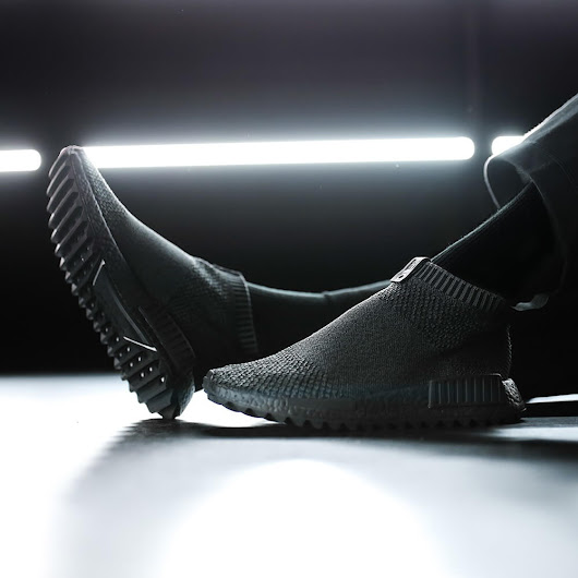 The Good Will Out Adidas Consortium NMD CS1 | Laces Matched