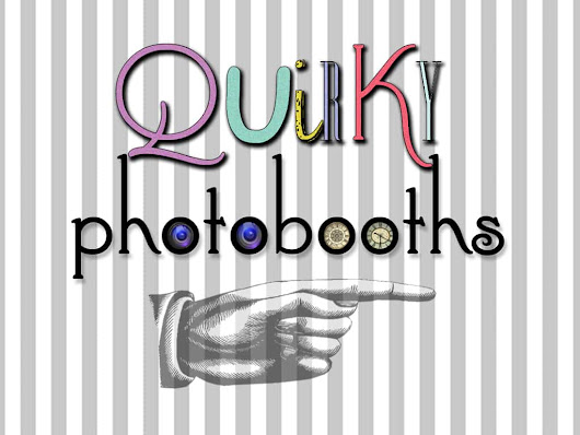 QuirkyPhotoBooths Presents Unique themed Booths for all occasions - Quirky Photo Booths