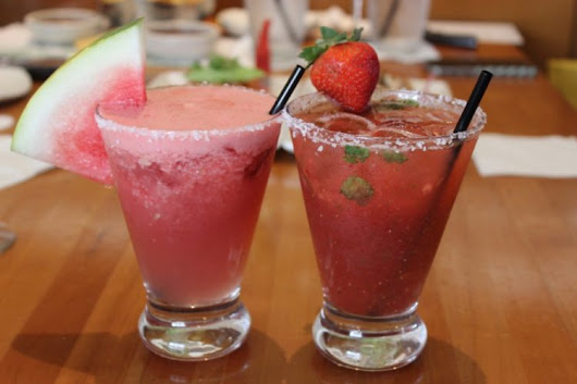 Forget Mimosas — Brunch with Margaritas at Cantina Laredo