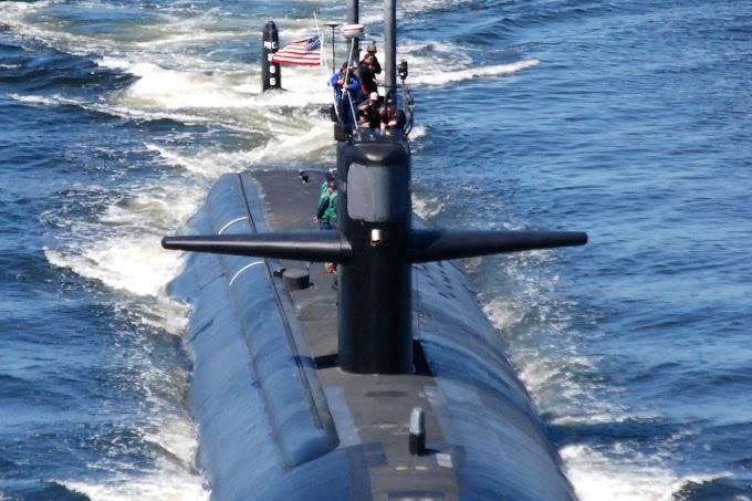 Submarino nuclear dos EUA chega a Coreia do Sul após teste norte-coreano