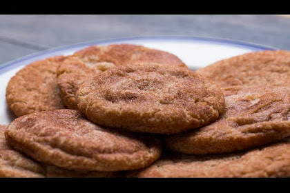 The Best Soft And Chewy Snickerdoodle Cookies