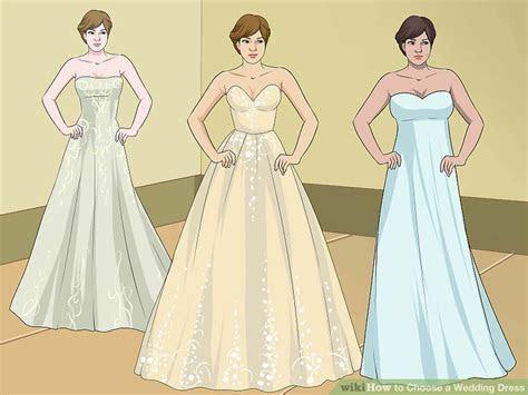 5 Ways to Choose a Wedding Dress   wikiHow