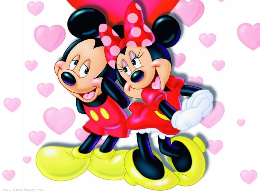 Mickey And Minnie 壁紙 ミッキー ミニー 壁紙 5998203 ファン