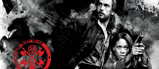 Fall TV 2015: Sleepy Hollow | Geekscape | THE HASHING POST