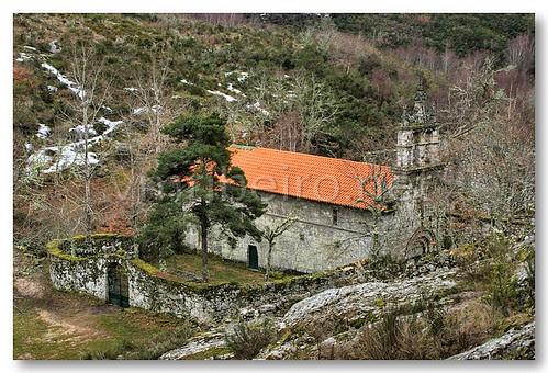 Mosteiro de Santa Maria das Júnias by VRfoto