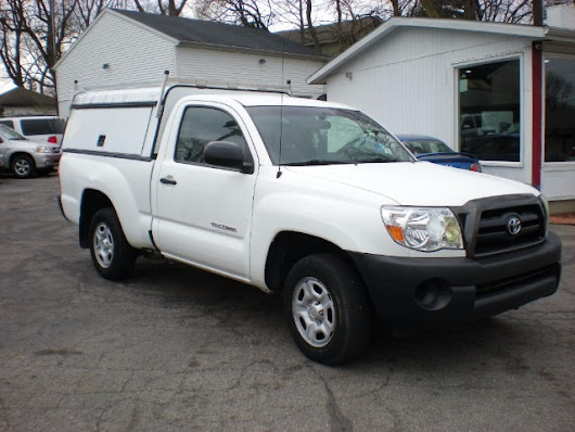 Used 2008 Toyota Tacoma Regular Cab 2WD for Sale in Lafayette IN 47904 Best Buy Motors