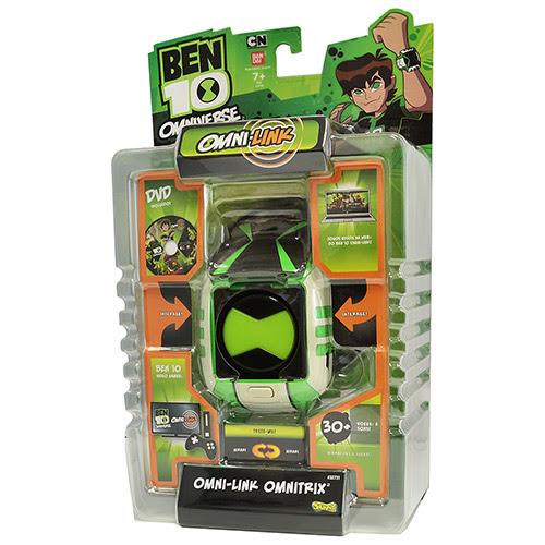 Relógio Ben10 Omnilink - Sunny Brinquedos