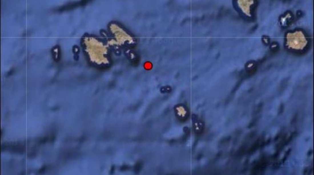 """Σεισμός 3,6 ρίχτερ """"ταρακούνησε"""" την Αστυπάλαια"""