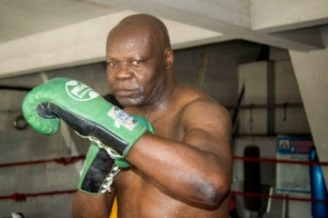 Unfortunately, Nigerian Boxing Champion, Bash Ali Lands In Kuje Prison  in Abuja