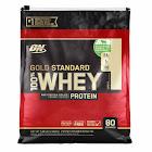 Optimum Nutrition Gold Standard 100% Whey Protein Powder, Chocolate - 5.64 lb bag