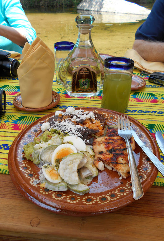 Four Travel Journalists Find Great Food on the Open Road -
