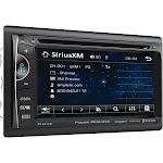 """Power Acoustik PD-621XB In-dash DVD Receiver - 6.2"""" Touch Display"""