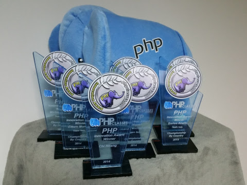Help Bulgaria to win the PHP Innovation Award Championship of 2015 - PHP Classes