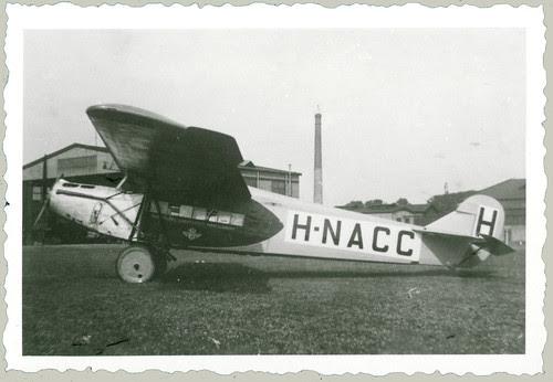 German Business plane