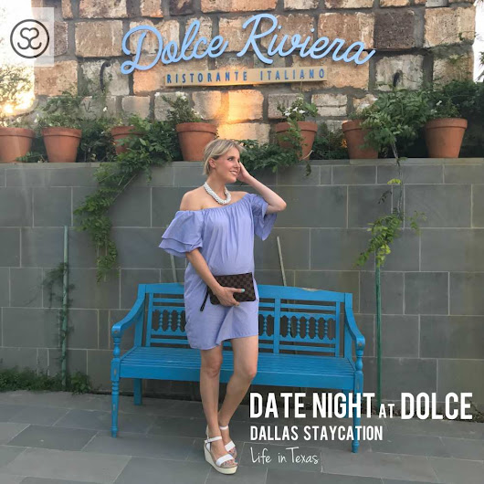 Date Night at Dolce Riveria - Savvy Spice