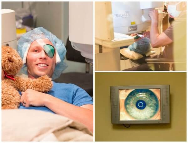 Davis Vision for lasik surgery ohsweetbasil.com
