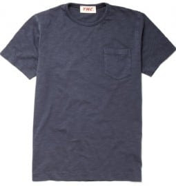 Ymc Washed Cotton T-shirt