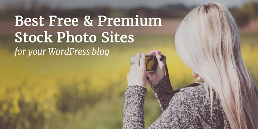 Where to Find Stock Photos for Your WordPress Website