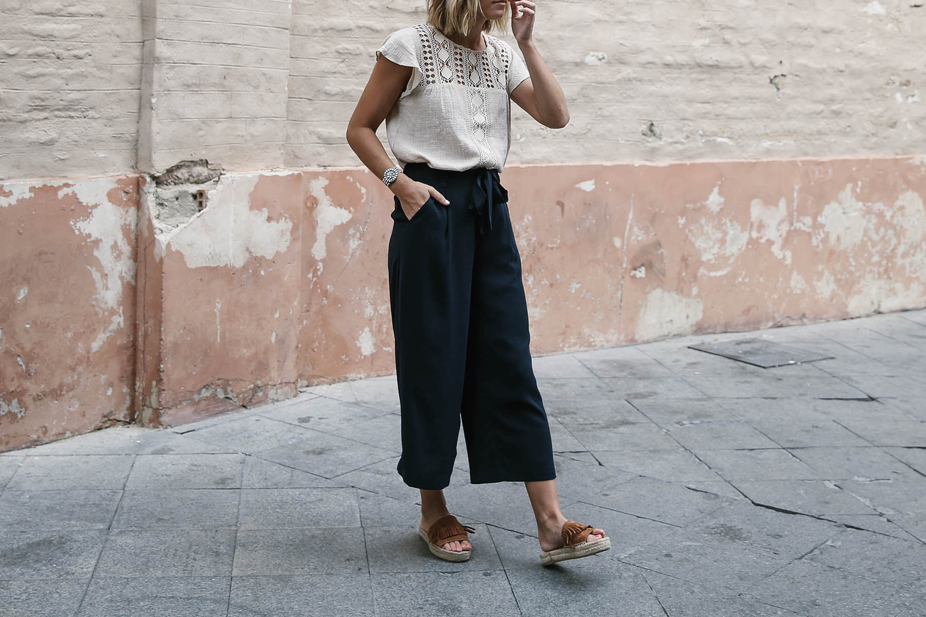 3 styling tips on how to wear culottes – advice from a