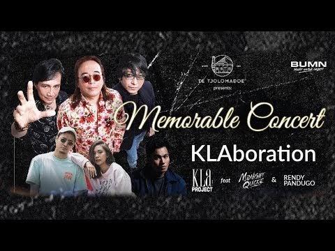 Nonton Konser Kla Project: Klaboration di Tjolomadoe Solo oleh - tutorialvector.xyz