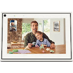 "Facebook - Portal Mini Smart Video Calling 8"" Display with Alexa - White"