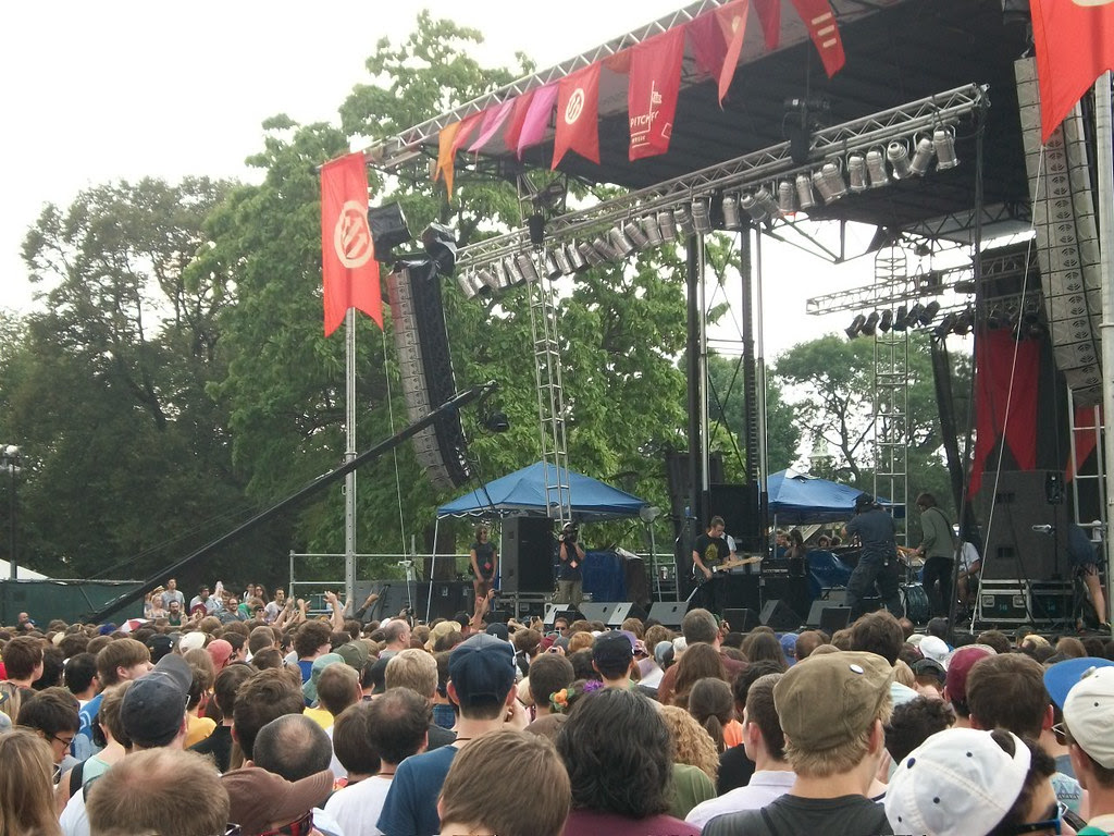 Pitchfork Music Festival 2012