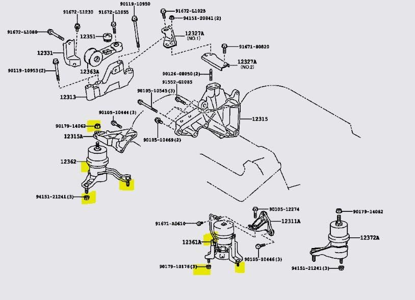 32 2005 Lexus Es330 Fuse Box Diagram - Wiring Diagram List