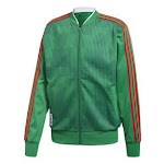 adidas Mexico Soccer Track Top (Green 18/19)