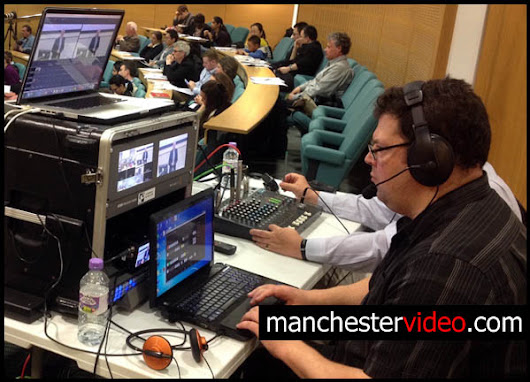 Video Production News Update May 2015 | Manchester Video Limited