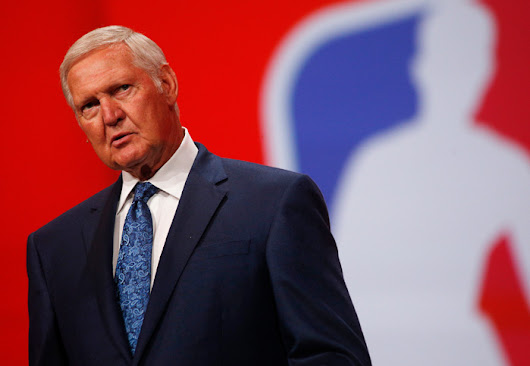 "Jerry West on Tim Duncan: ""I'd love to play with him"""